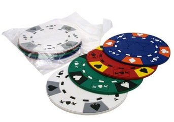 Fun poker items