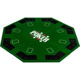 Poker table top octagon green_