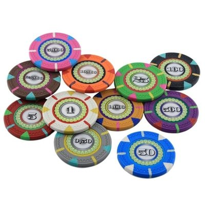High Roller Pokerchips