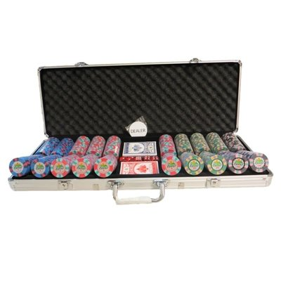 Joker Casino 500 poker set