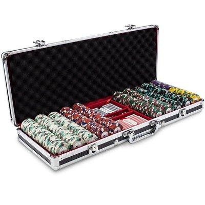 Poker Knights 500 poker set