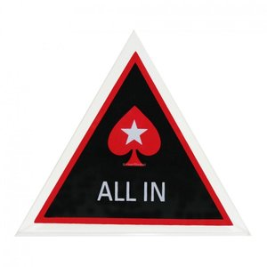 All-In button pokerstars