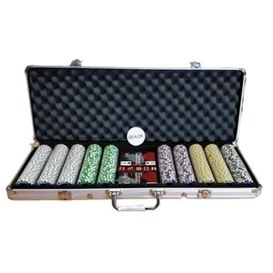 Crown Casino 500 poker set